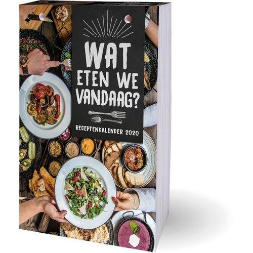Interstat Interstat - Scheurkalender - Wat eten we - 2020