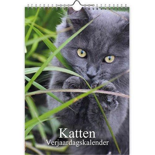 Comello Verjaardagskalender - Katten