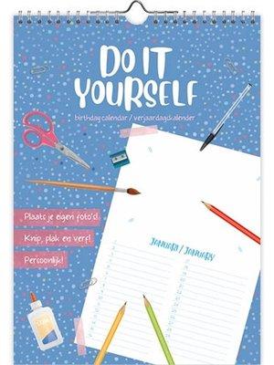 Comello Verjaardagskalender - Do it yourself
