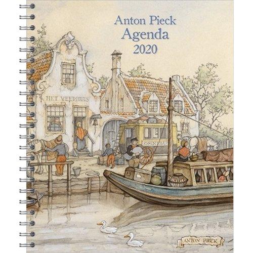 Comello Comello - Bureauagenda - Anton Pieck - Omnibus - 2020
