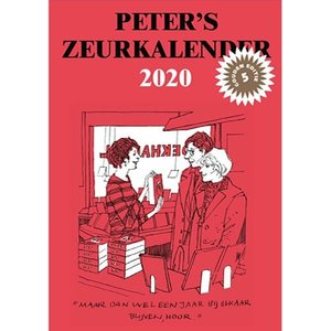 Comello Comello - Scheurkalender - Peter's zeurkalender - 2020