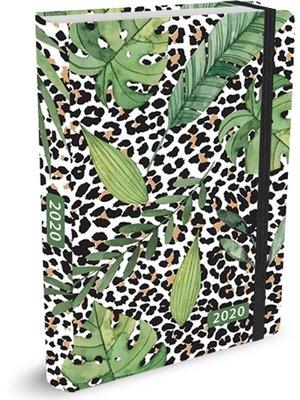 Comello Comello - Agenda - 16 Maanden - Leopard - 2020