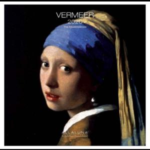 Comello Comello - Maandkalender - Vermeer - 2020