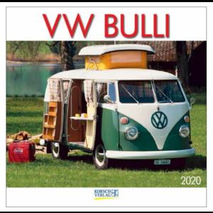 Comello Comello - Maandkalender - VW Bulli - 2020
