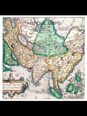 Comello Comello - Maandkalender - Antique Maps - 2020