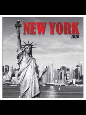 Comello Comello - Maandkalender - New York - 2020