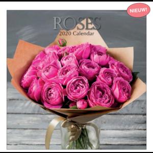 Comello Comello - Maandkalender - Roses - 2020