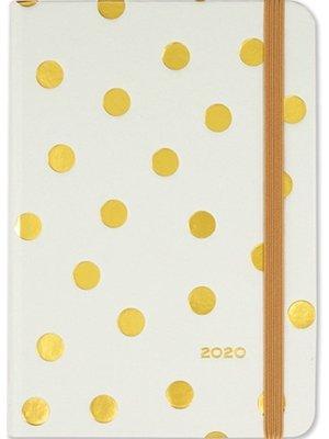 Comello Comello - Agenda - 16 Maanden - Gouden dots - 2020