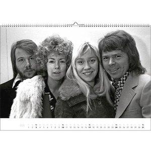 Comello - Jaarkalender - ABBA - 475 x 330 mm