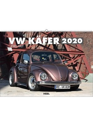 Comello Jaarkalender - VW Kevers - 475 x 330 mm