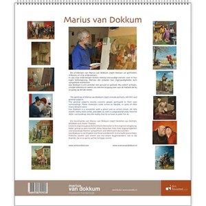 Comello - Maandkalender - Marius van Dokkum