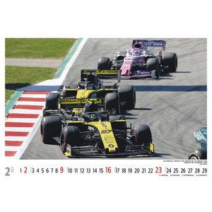 Comello - Maandkalender - Grand Prix - 42x30