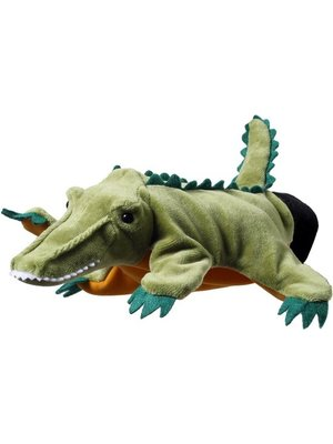 Beleduc - Handpop - Krokodil