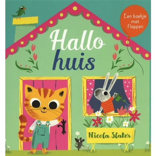 Gottmer Boek - Flapjesboek - Hallo huis