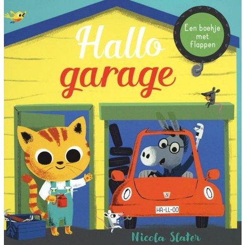 Gottmer Gottmer - Boek - Flapjesboek - Hallo garage