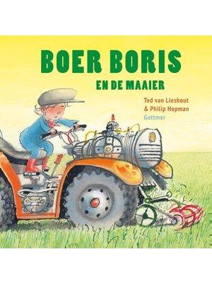 Gottmer Boek - Prentenboek - Boer Boris en de maaier