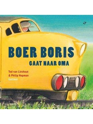 Gottmer Boek - Prentenboek - Boer Boris gaat naar oma
