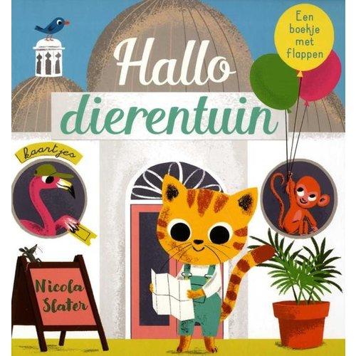 Gottmer Boek - Flapjesboek - Hallo dierentuin