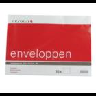 Verona Verona - Enveloppen - A4 - 22.9x32.4cm - 10st. - Wit