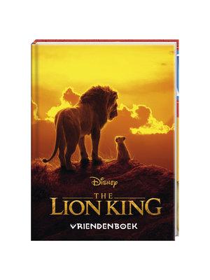 Interstat Boek - Vriendenboekje - The Lion King
