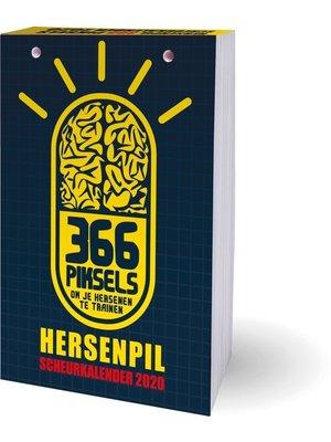 Interstat Interstat - Scheurkalender - Hersenpil - 2020