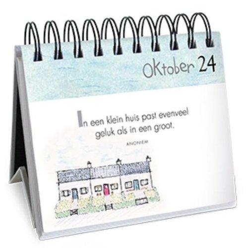 Imagebooks Kalender - Omslagkalender - Eeuwigdurend - 365 happy days
