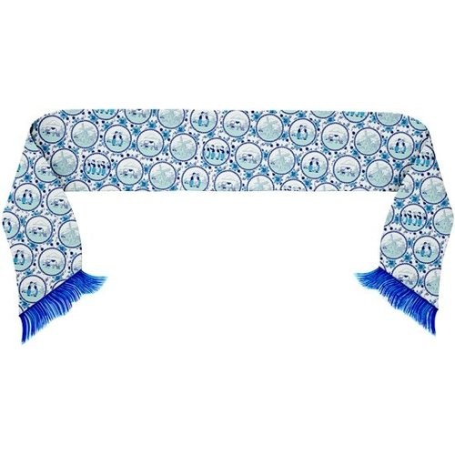 Folat Folat - Sjaal - Holland - Delfts blauw
