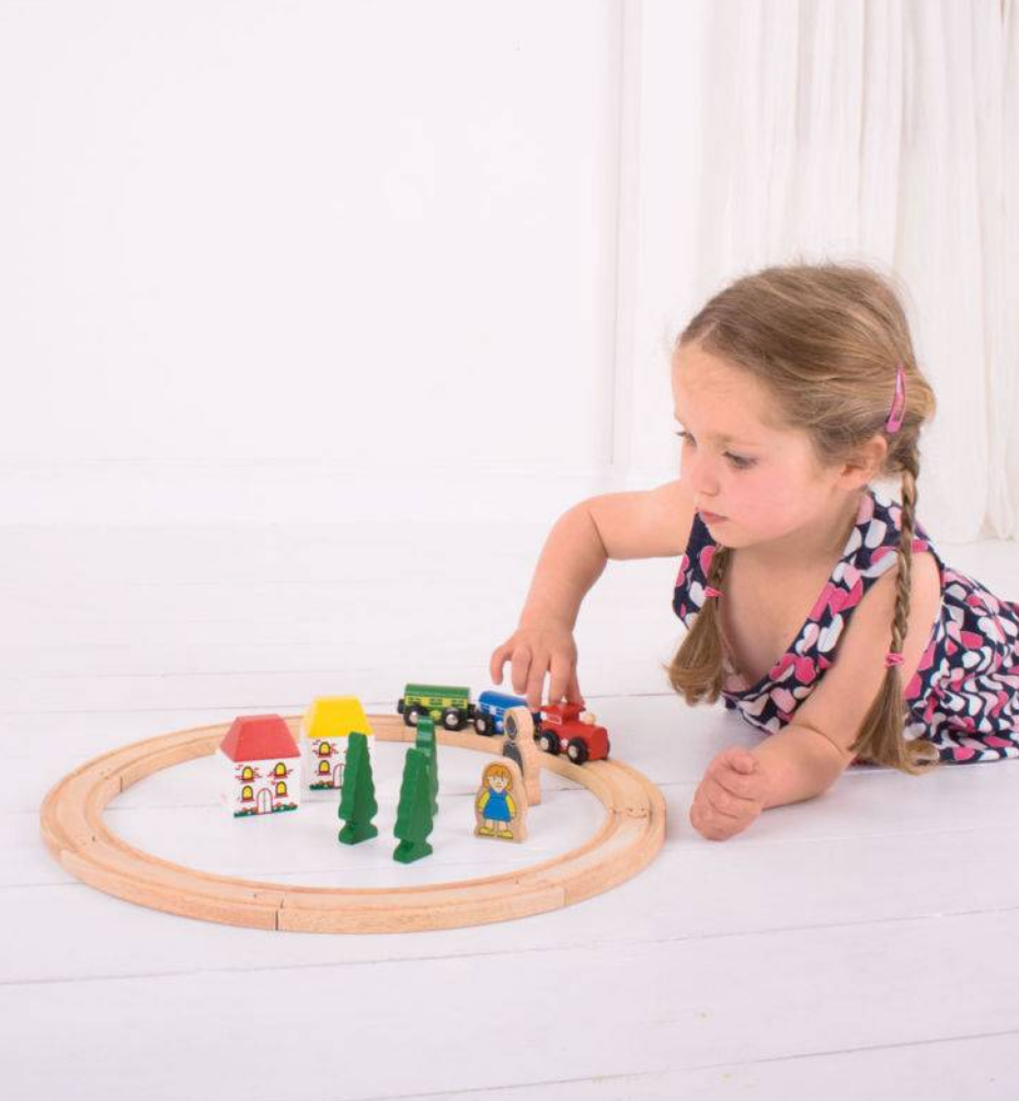 Treinen & treinbanen