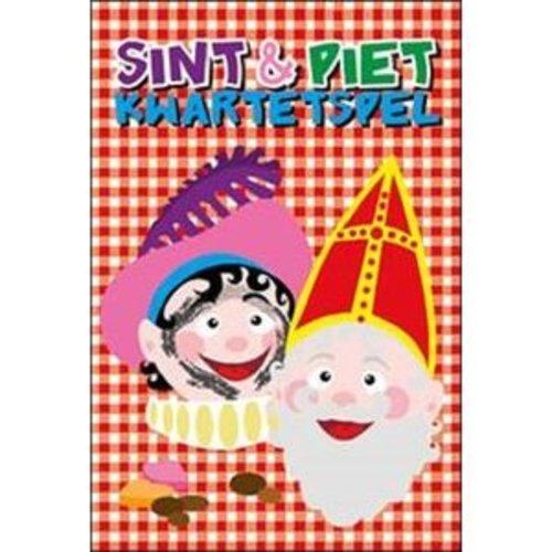 Twisk Spel - Kwartet - Sint & Piet