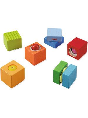 Haba Blokken - Ontdekkingsstenen - Spelen met geluiden