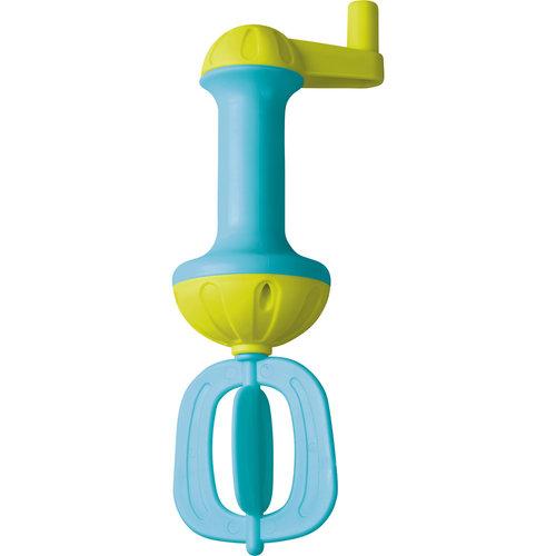 Haba Haba - Badspeelgoed - Badschuimklopper - Blauw