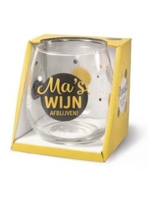 Miko Glas - Water- & wijnglas - Ma's wijn