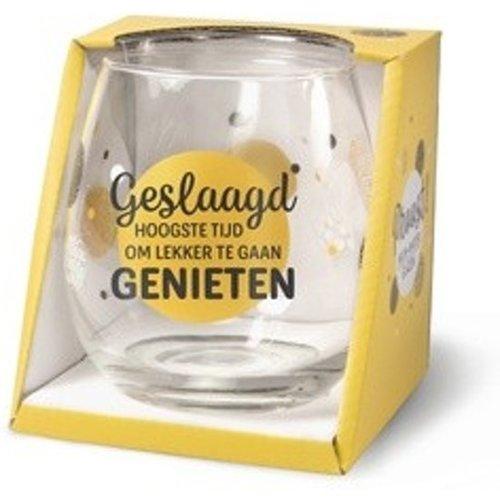 Miko Glas - Water- & wijnglas - Geslaagd