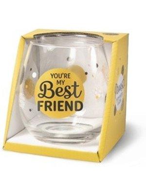 Miko Glas - Water- & wijnglas - Best Friend