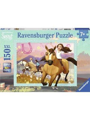 Ravensburger Puzzel - Spirit - Wild en vrij - 150st.