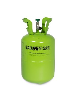 Folat Folat - Balloongaz - Helium tank voor 30 ballonnen van 23cm