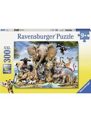 Ravensburger Ravensburger - Puzzel - Afrikaanse vrienden - 300st. XXL