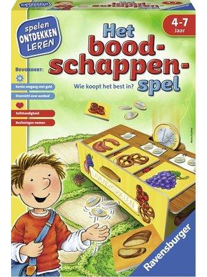 Ravensburger Ravensburger - Leerspel - Boodschappen spel - 4+