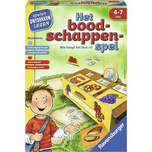 Ravensburger Leerspel - Boodschappen spel - 4+
