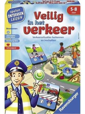 Ravensburger Ravensburger - Leerspel - Veilig in het verkeer - 5+