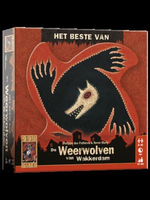 999 Games Kaartspel - Weerwolven van Wakkerdam - Het beste van - 10+