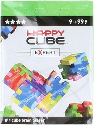 Happy Cube Happy Cube - Brain teaser - Expert - Groen - 9+