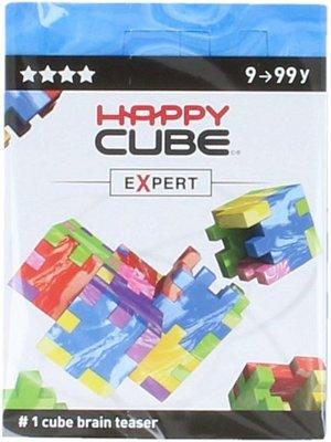 Happy Cube Happy Cube - Brain teaser - Expert - Blauw - 9+