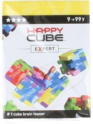 Happy Cube Brain teaser - Expert - Geel - 9+