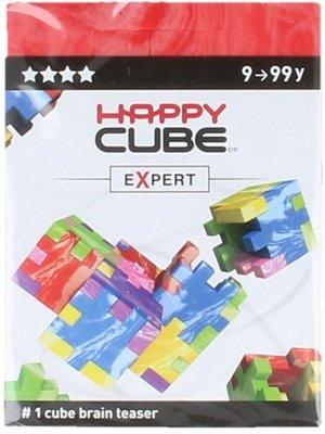 Happy Cube Happy Cube - Brain teaser - Expert - Rood - 9+