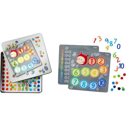 Haba Haba - Magneetspel - Doos - Cijfers - 5+