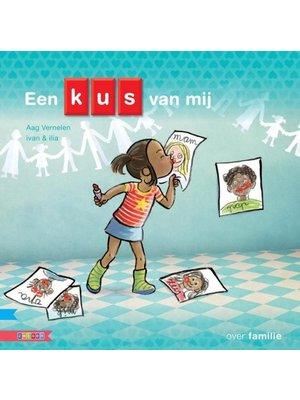 Zwijsen Boek - Een kus van mij - AVI-start