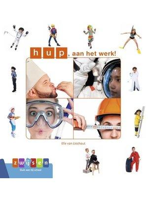 Zwijsen Boek - Hup, aan het werk - AVI-start
