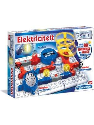 Clementoni Experimenteerset - Wetenschap - Elektriciteit - 8+