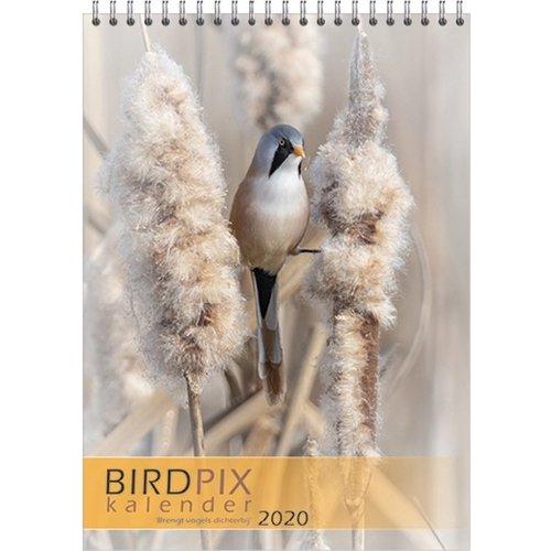Comello Comello - Maandkalender - Birdpix - 2020